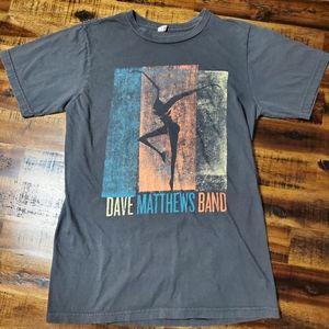 Vintage DMB Tshirt- Dave Matthews Band Tee - Small